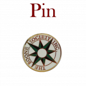 The Boone Society Collectible Pin