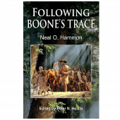 Boone Society Book- Following Boone's Trace