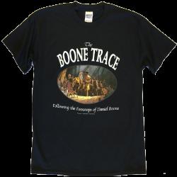 The Boone Society Black Tee